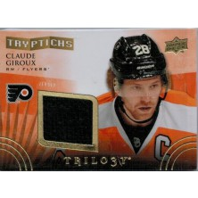 Giroux Claude - 2014-15 Trilogy Tryptichs No.T-FLY2