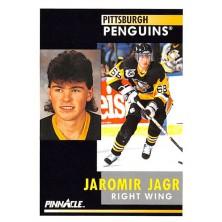 Jágr Jaromír - 1991-92 Pinnacle No.53