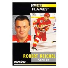 Reichel Robert - 1991-92 Pinnacle No.56