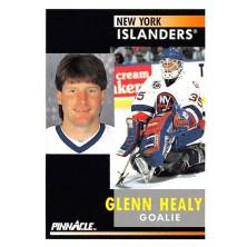 Healy Glenn - 1991-92 Pinnacle No.185