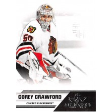 Crawford Corey - 2010-11 All Goalies No.17
