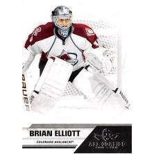 Elliott Brian - 2010-11 All Goalies No.19