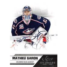Garon Mathieu - 2010-11 All Goalies No.22