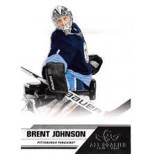 Johnson Brent - 2010-11 All Goalies No.70