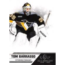 Barrasso Tom - 2010-11 All Goalies No.100