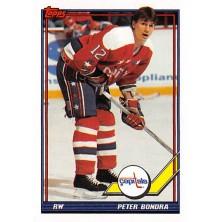 Bondra Peter - 1991-92 Topps No.362