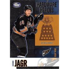 Jágr Jaromír - 2002-03 Calder Hardware Heroes No.12