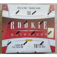 Rookie Anthology Hockey Hobby Box 2012-13