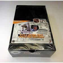 Pro Set French Series 1 Hockey Box 1991-92
