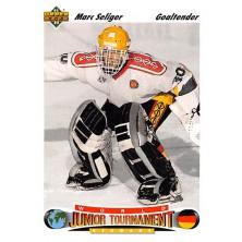Selinger Marc - 1991-92 Upper Deck No.683
