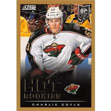 Coyle Charlie - 2013-14 Score Gold No.609