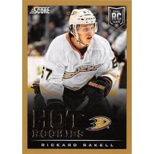 Rakell Rickard - 2013-14 Score Gold No.622