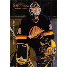 Hirsch Corey - 1995-96 Select Certified No.143
