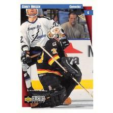 Hirsch Corey - 1997-98 Collectors Choice No.258