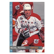 Pivoňka Michal - 1992-93 O-Pee-Chee No.30