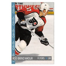 Brind´Amour Rod - 1992-93 O-Pee-Chee No.49