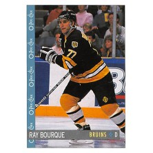 Bourque Ray - 1992-93 O-Pee-Chee No.126