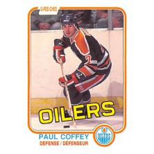 Coffey Paul - 1992-93 O-Pee-Chee No.187