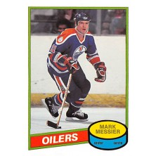 Messier Mark - 1992-93 O-Pee-Chee No.258