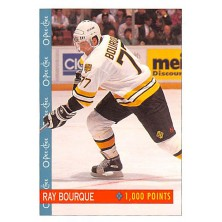 Bourque Ray - 1992-93 O-Pee-Chee No.348