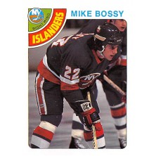 Bossy Mike - 1992-93 O-Pee-Chee No.391