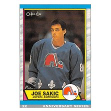 Sakic Joe - 1992-93 O-Pee-Chee 25th Anniversary No.22