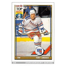 Amonte Tony - 1992-93 O-Pee-Chee 25th Anniversary No.24