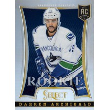 Archibald Darren - 2013-14 Rookie Anthology Select Update Prizms No.376