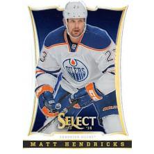 Hendricks Matt - 2013-14 Rookie Anthology Select Update Prizms No.407