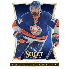 Clutterbuck Cal - 2013-14 Rookie Anthology Select Update Prizms No.419