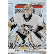 Zatkoff Jeff - 2013-14 Rookie Anthology Prizm Update Prizms No.383