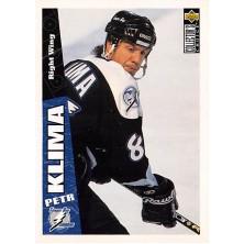 Klíma Petr - 1996-97 Collectors Choice No.246