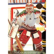 Algotsson Hakan - 1995-96 Leaf Elit Set Sweden No.137