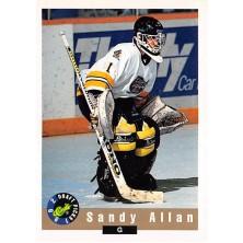 Allan Sandy - 1992-93 Classic No.19