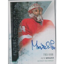 Mrázek Petr - 2013-14 SP Authentic No.264