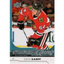Kampf David - 2017-18 Upper Deck No.517