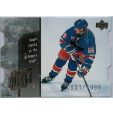 Gretzky Wayne - 1998-99 Upper Deck Year of the Great One Quantum 1 No.GO13