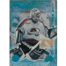 Roy Patrick - 2000-01 Topps Stars Blue No.2