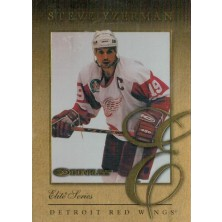 Yzerman Steve - 1997-98 Donruss Elite Series No.6