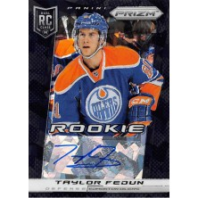 Fedun Taylor - 2013-14 Prizm Cracked Ice Toronto Spring Expo Autographs No.347