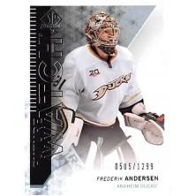Andersen Frederik - 2013-14 SP Authentic No.231