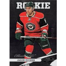 Zucker Jason - 2012-13 Certified No.144
