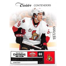 Hoffman Mike - 2011-12 Rookie Anthology Contenders Calder Contenders No.271