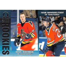 Duerden Dave, Novoseltsev Ivan - 1999-00 Omega No.104