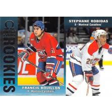 Bouillon Francis, Robidas Stephane - 1999-00 Omega No.124