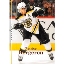 Bergeron Patrice - 2007-08 Upper Deck No.413