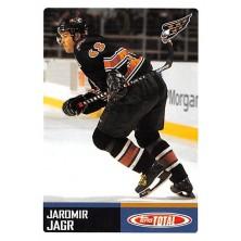 Jágr Jaromír - 2002-03 Topps Total No.TTC30