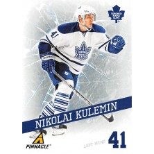 Kulemin Nikolai - 2011-12 Pinnacle Breakthrough No.11