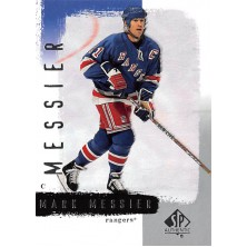 Messier Mark - 2000-01 SP Authentic No.55