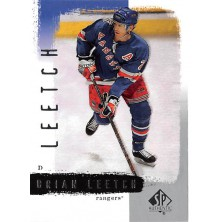 Leetch Brian - 2000-01 SP Authentic No.57